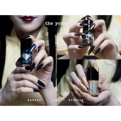 RAINBOW HONEY - Collection - THE YOKAI 15ml