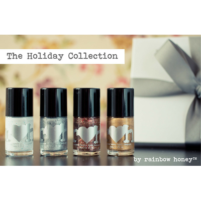 RAINBOW HONEY - Collection - THE HOLIDAY 15ml