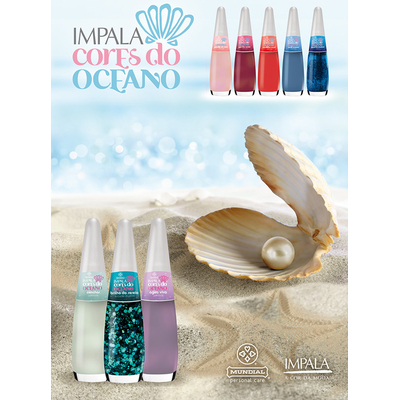 IMPALA - Collection - CORES DO OCEANO