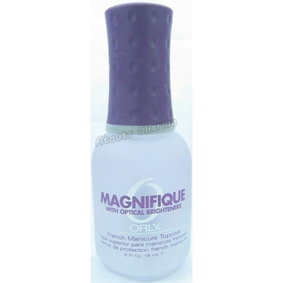 ORLY - Top Coat Spécial French Manucure pour Ongles - MAGNIFIQUE
