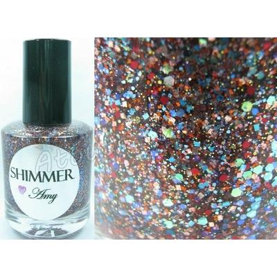 SHIMMER POLISH - Vernis à Ongles - AMY