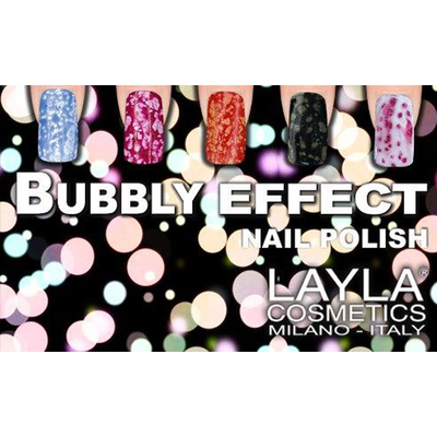 LAYLA - Collection - BUBBLY EFFECT