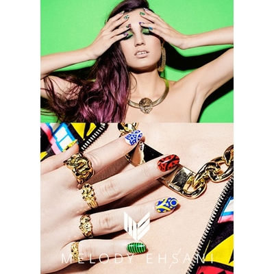 NCLA - Collection de Nails Patchs - MELODY EHSANI