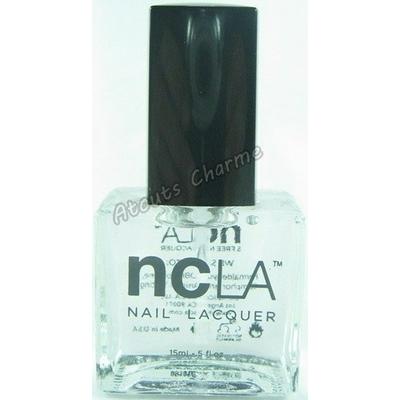 NCLA - Base & Top Coat - GLOSS IT !