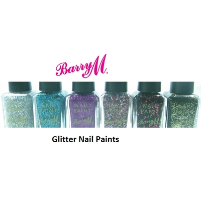 BARRY M - Collection - GLITTER
