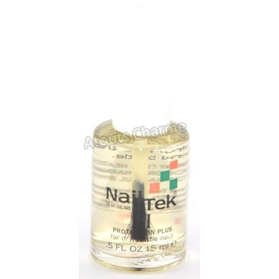 NAIL TEK - Hydratant pour Ongles - PROTECTION PLUS III