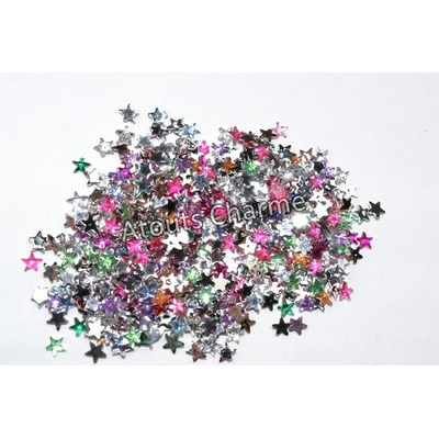 STRASS - Forme - ETOILES 3 mm x 100