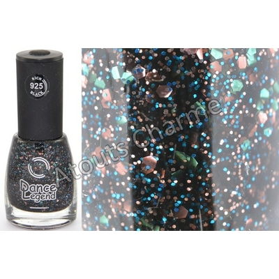DANCE LEGEND - Collection Rich Black - 925