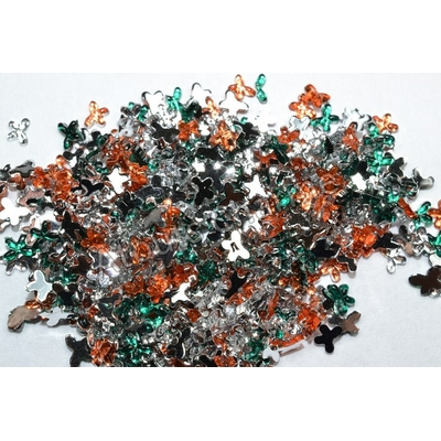 STRASS - Forme - PAPILLON 4mm x 100