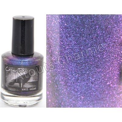 CROWSTOES - Vernis à ongles Collection Winter 2012 - ALCYONE