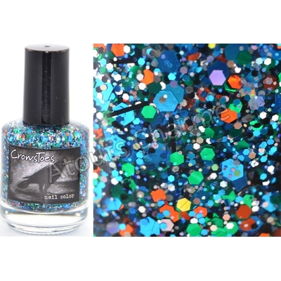 CROWSTOES - Vernis Collec. Alice In Wonderland- ABSOLUM YOUR POSTION MASTER