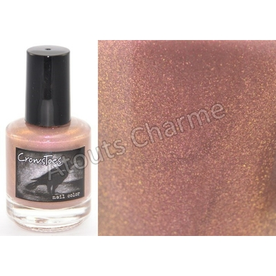 CROWSTOES - Vernis à ongles Collection Spring This 2013 - Birthday Suit
