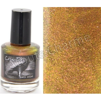 CROWSTOES - Vernis à ongles Collection Winter 2012 - CALEANO