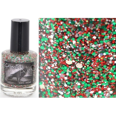 CROWSTOES - Vernis à ongles Collection Christmas 2012 - MAKING CHRISTMAS