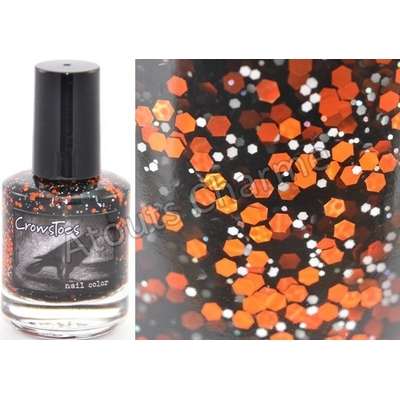 CROWSTOES - Vernis à ongles Collection Spring This 2013 - SHOOT THE BUTTERFLY
