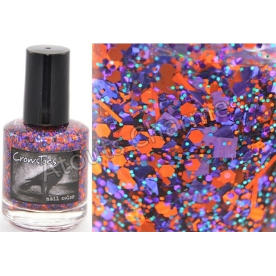 CROWSTOES - Vernis à ongles Collection Halloween 2012 - VOODOO