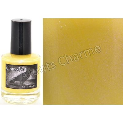 CROWSTOES - Vernis à ongles Collection Spring This 2013 - TOXIC BUTTERCUP