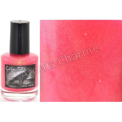 CROWSTOES - Vernis à ongles Collection Spring This 2013 - TEQUILA SUNRISE