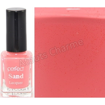 "PERFECT - Vernis à Ongles effet Sable Collection "" Sand "" - 55"