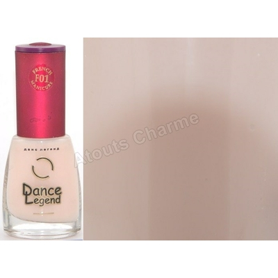 DANCE LEGEND - Vernis Ongles Collection French Manicure - F01