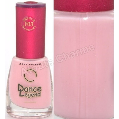 DANCE LEGEND - Vernis Ongles Collection French Manicure - F03