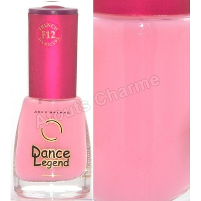 DANCE LEGEND - Vernis Ongles Collection French Manicure - F12