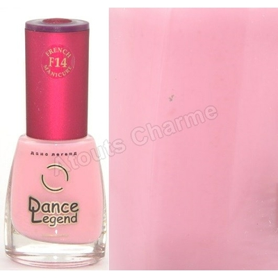 DANCE LEGEND - Vernis Ongles Collection French Manicure - F14