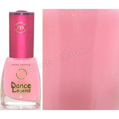DANCE LEGEND - Vernis Ongles Collection French Manicure - F15
