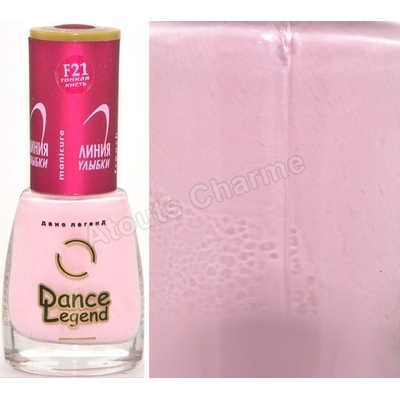 DANCE LEGEND - Vernis Ongles Collection French Manicure - F21