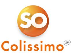 Logo So Colissimo en hauteur