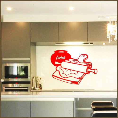 Stickers cuisine patisserie deco cuisine destock for Cuisine patisserie