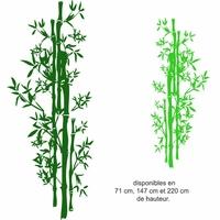 Stickers bambou réf 102