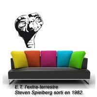 Stickers E.T. Steven Spielberg
