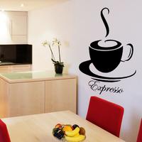 Sticker tasse de café expresso