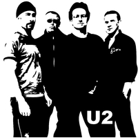 Stickers U2