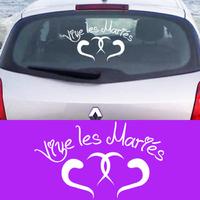 Stickers mariage Vive les mariés