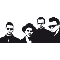 Stickers DEPECHE MODE
