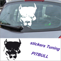 Stickers Tuning Pitbull 01