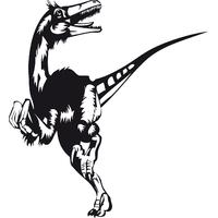 stickers dinosaure Beipiaosaurus