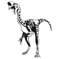 stickers dinosaure Dryosaurus