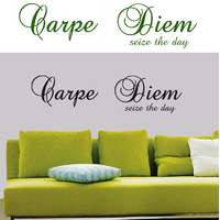 Sticker stickers carpe diem