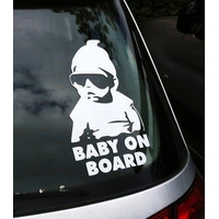 Stickers bébé à bord Baby on board