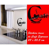 Stickers autocollant Tasse de café expresso 2
