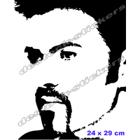 Stickers autocollant GEORGE MICHAEL