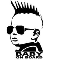 BEBE à Bord Baby on board ROCK