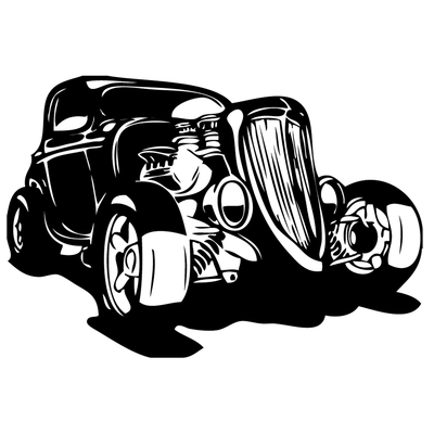 stickers FORD ANCIENNE 2