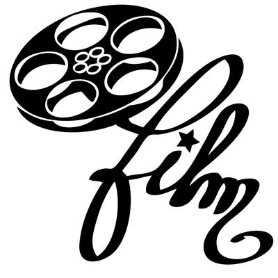 sticker cinema bobine film