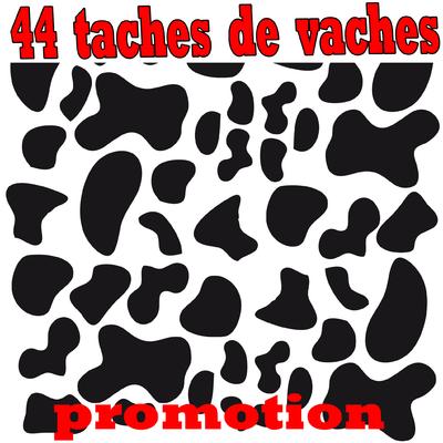 stickers taches de vaches