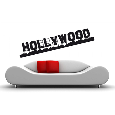 Stickers HOLLYWOOD 01