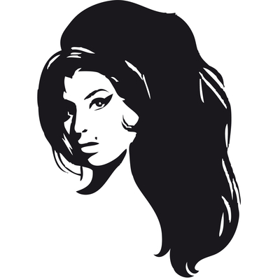 Stickers Amy Winehouse
